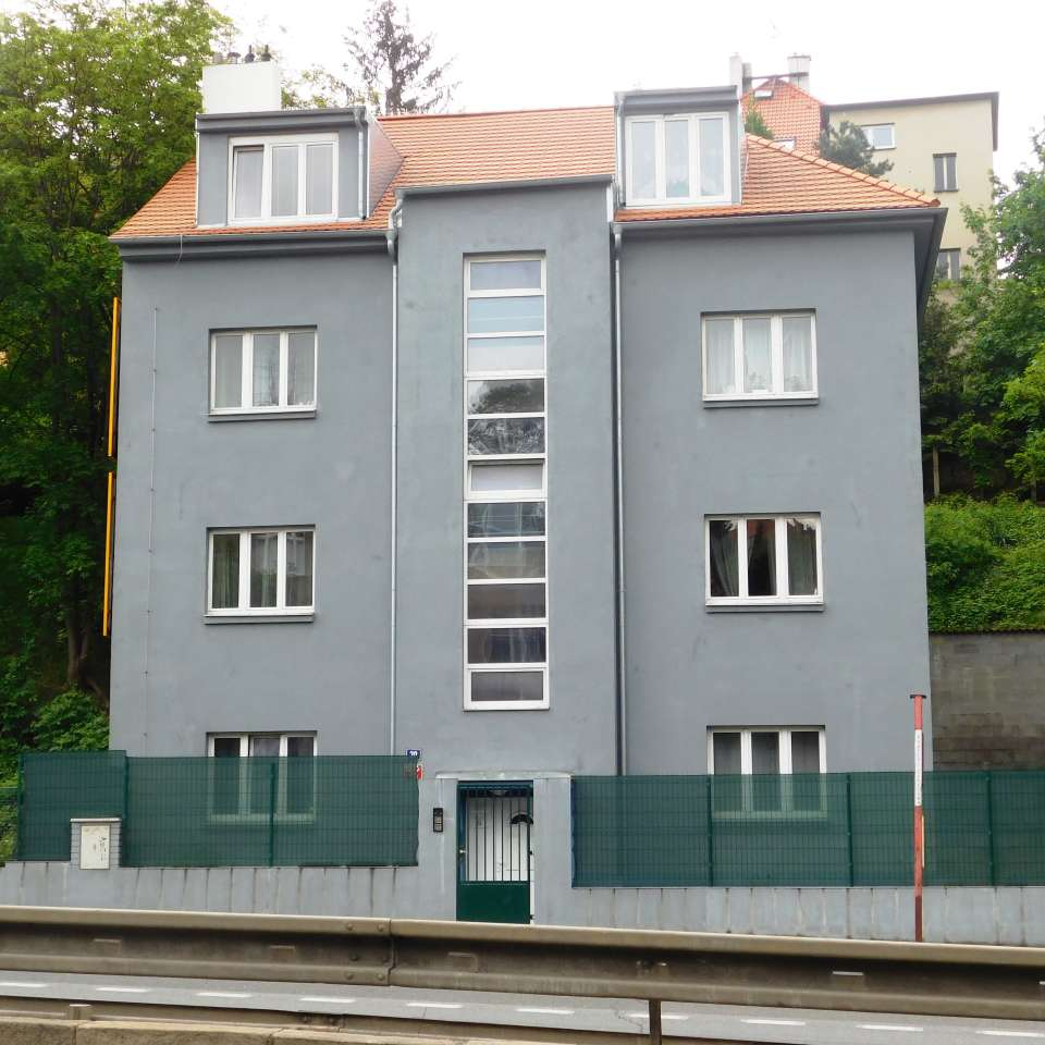 Usage: Residential,Area: 495m²,Country: Czech Republic