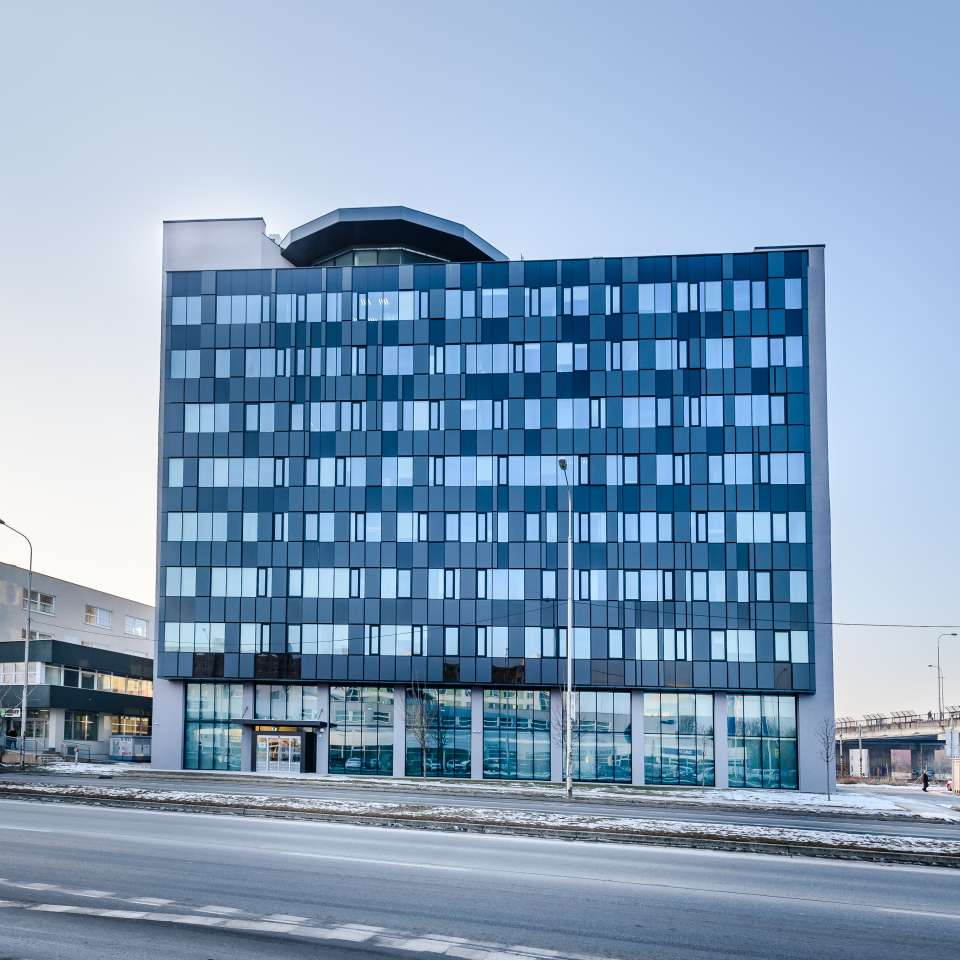 Usage: Commercial,Area: 7297m²,Country: Slovakia