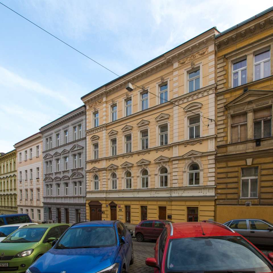 Usage: Residential,Area: 785m²,Country: Czech Republic